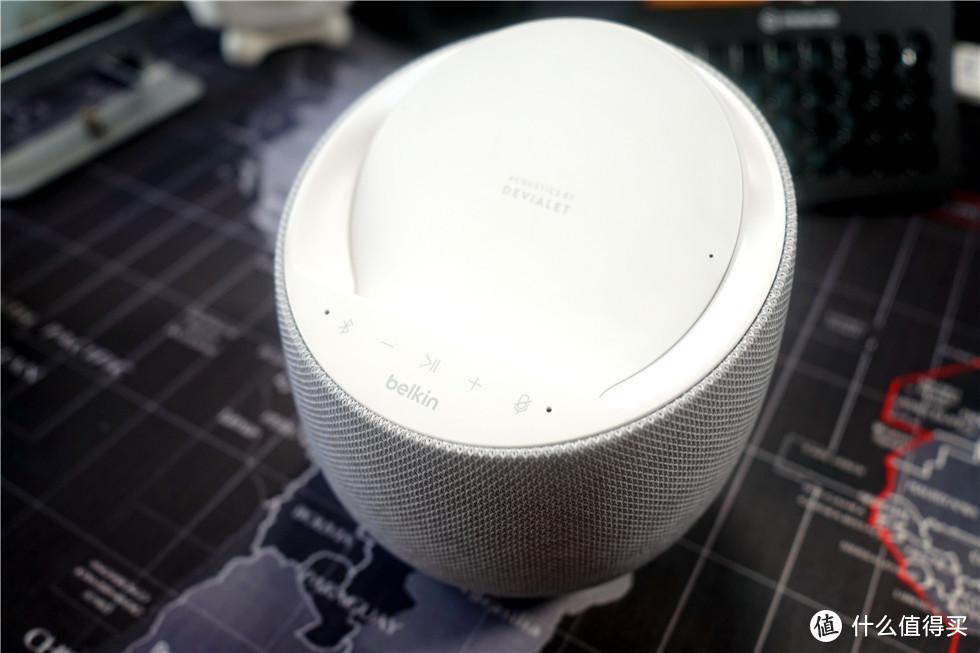 贝尔金Belkin+帝瓦雷+腾讯小微=Soundform Elite智能音箱