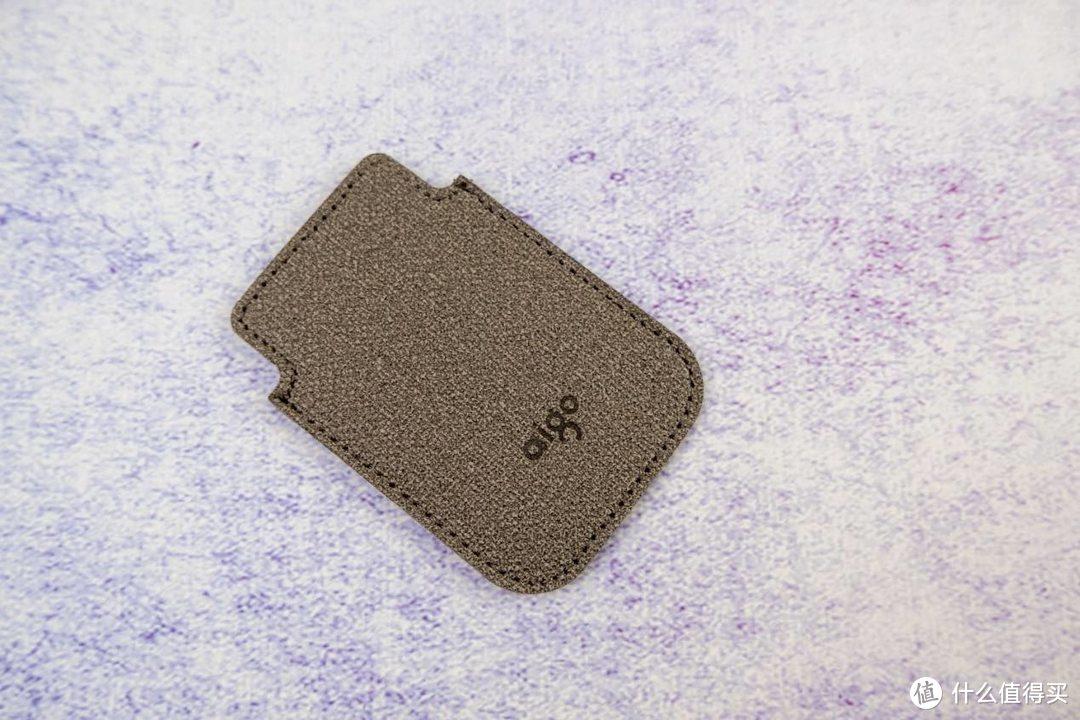 高速读写,小巧便携抗震防摔,爱国者 aigo S7 Pro 512G移动固态硬盘体验