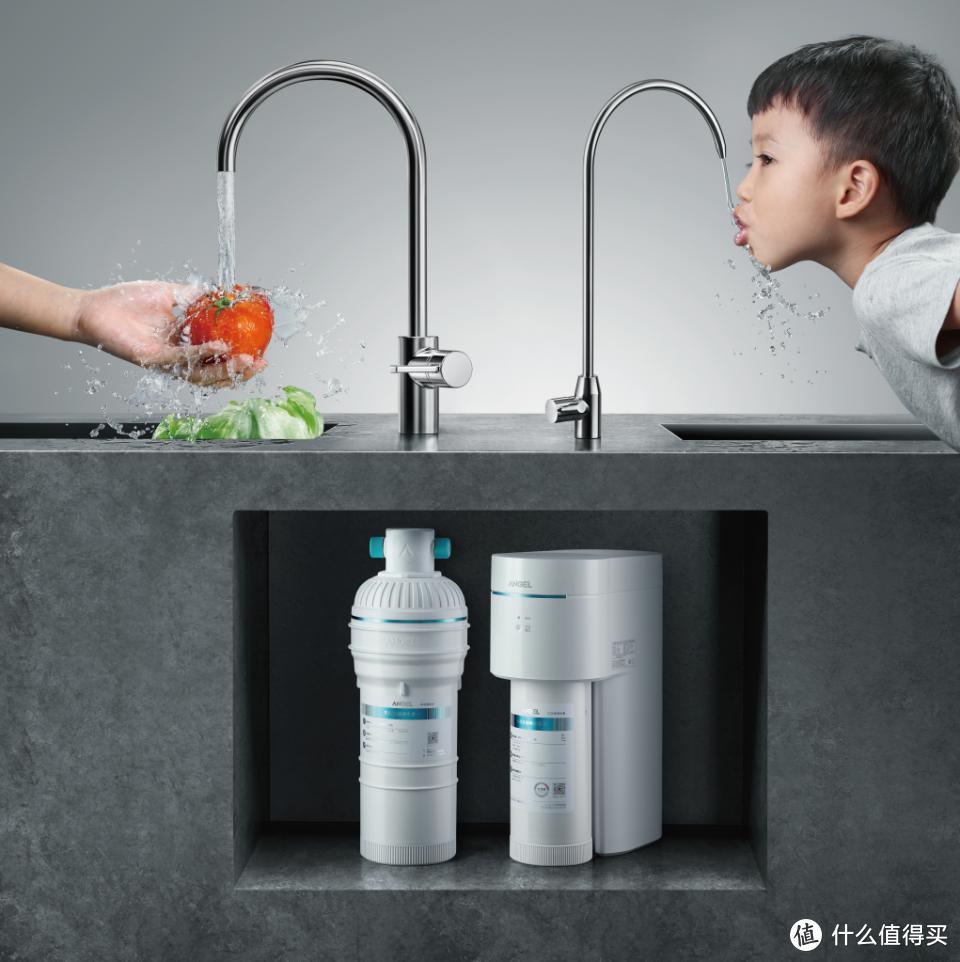 反渗透净水器开启现代家庭最高级的养生方式
