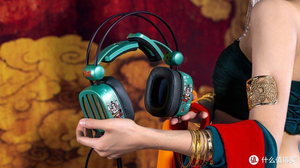 西伯利亚S21敦煌博物馆联名款耳机7月27开启预售