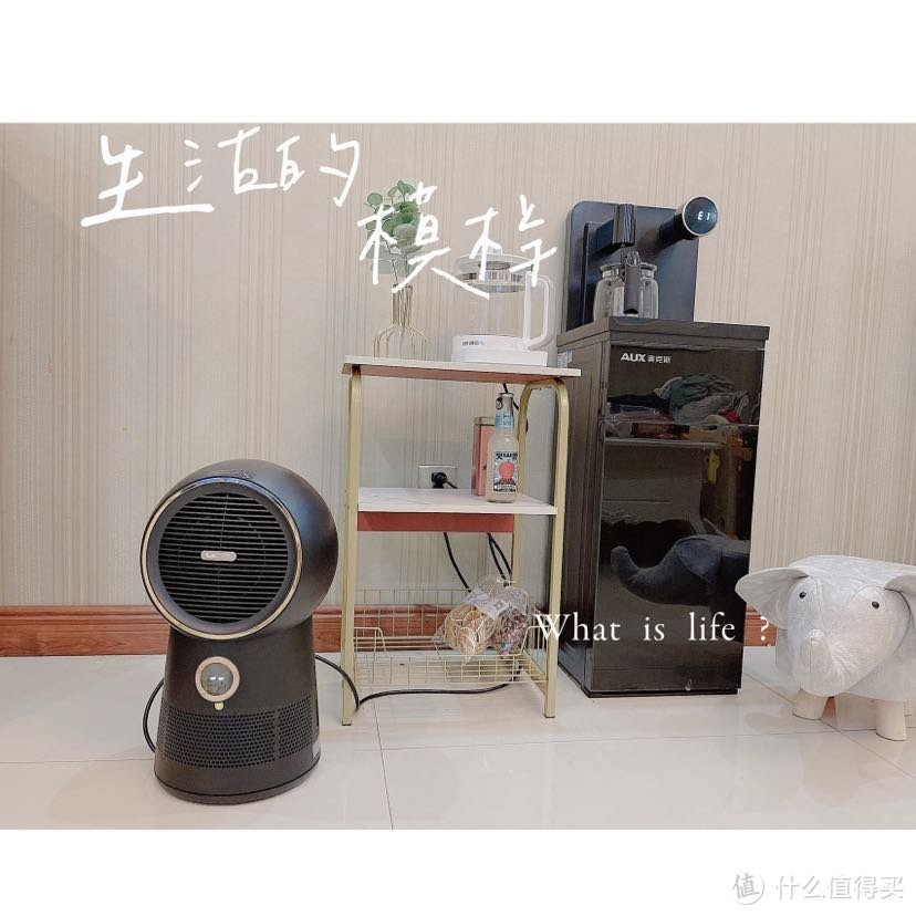 莱克冷暖两用空气净化器!