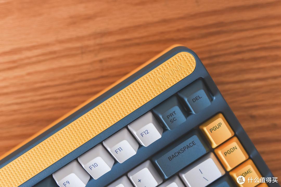 铝厂你变了!A80探索机三模机械键盘:非铝材质、活力复古、客制化外观
