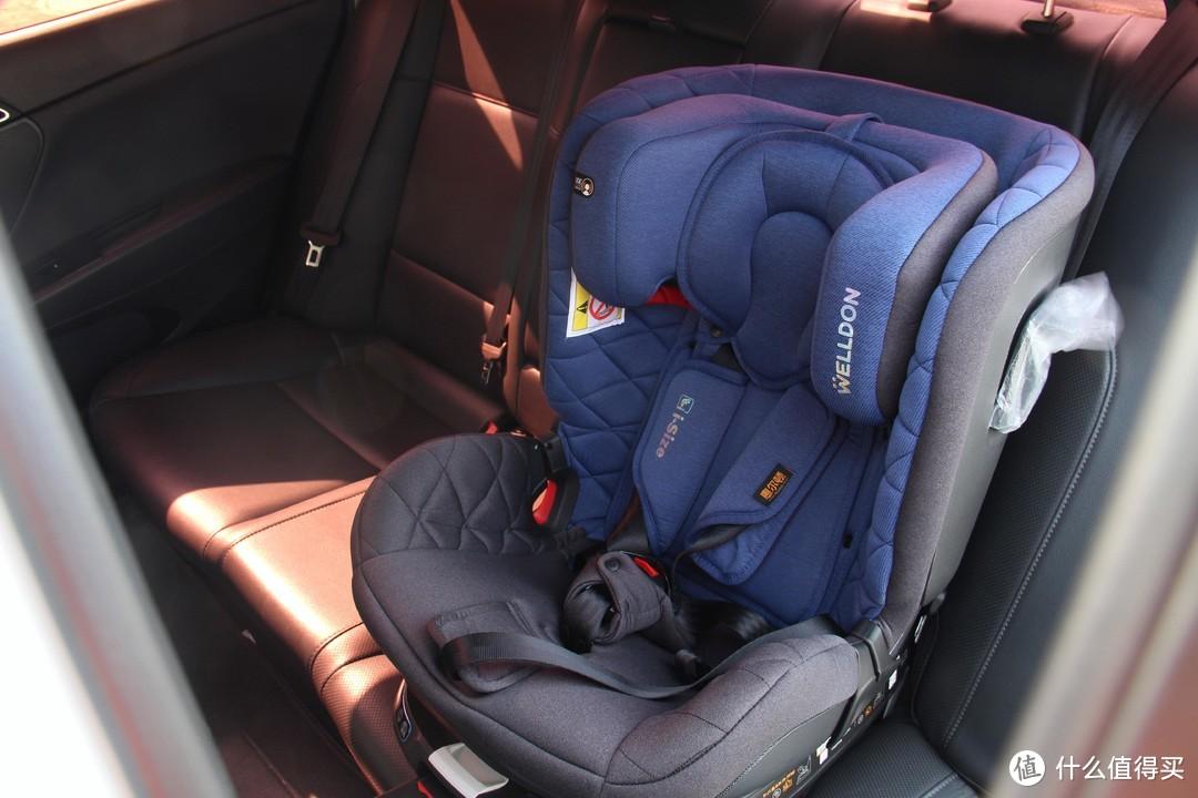 惠尔顿智转儿童安全座椅,坐最舒服的座椅,给宝宝最安全的守护