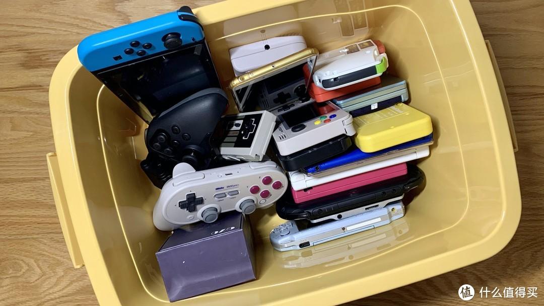 万字长文,建议收藏!一次聊完我的16台掌上游戏机,随文附购买心得和游戏推荐!一起来回忆游戏时光吧!