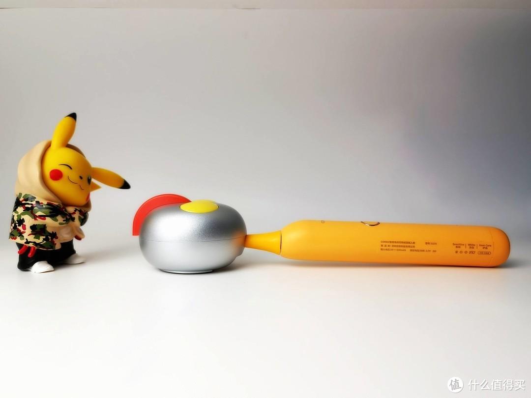Combo儿童电动牙刷体验,让宝宝在玩中养成刷牙好习惯