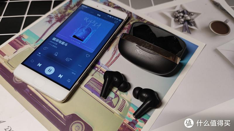 真降噪的好声音,Dacom TinyPods ANC耳机入手体验,后悔真该早点买