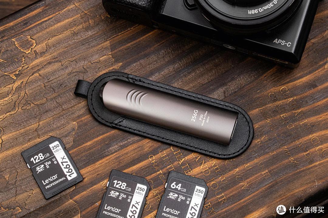 神盘易位,读写同速450MB/秒,雷克沙LEXAR P30 USB 3.2 U盘实测