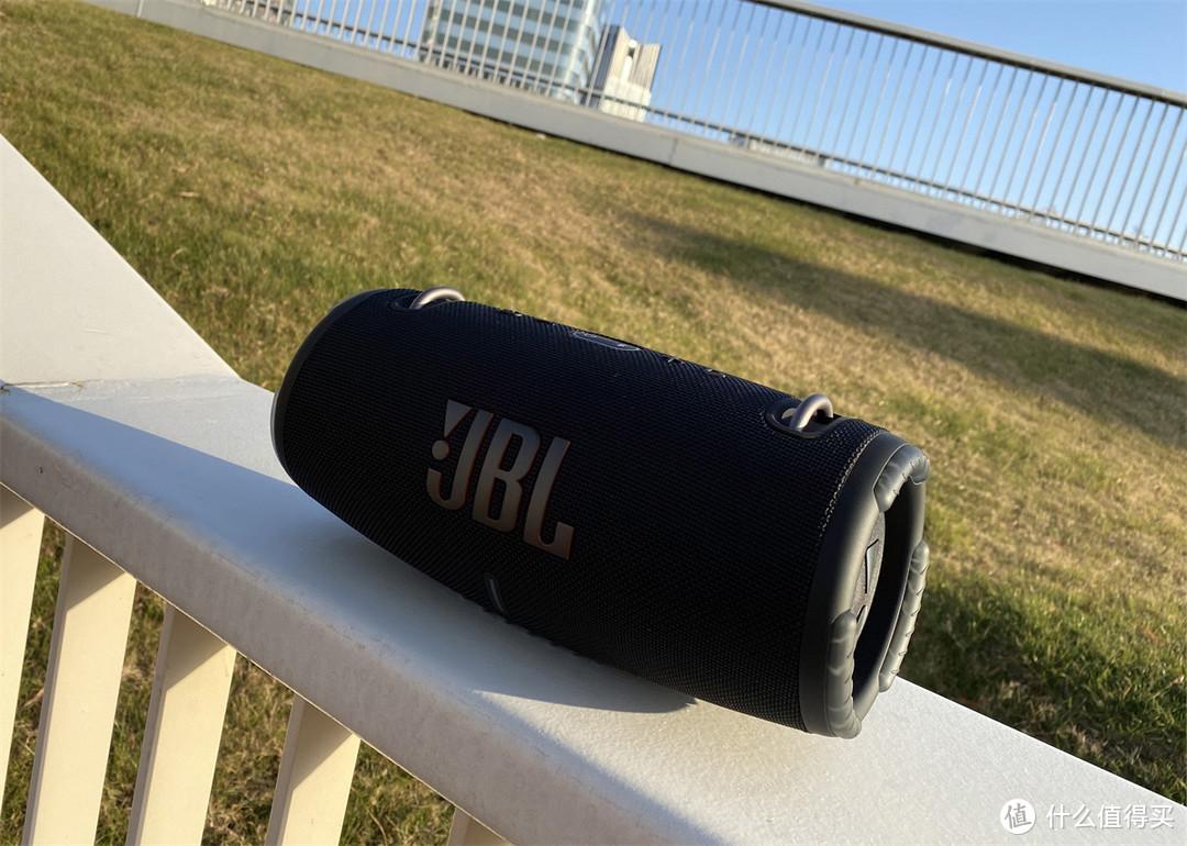 JBL XTREME3便携蓝牙音箱点评:致敬传奇音质