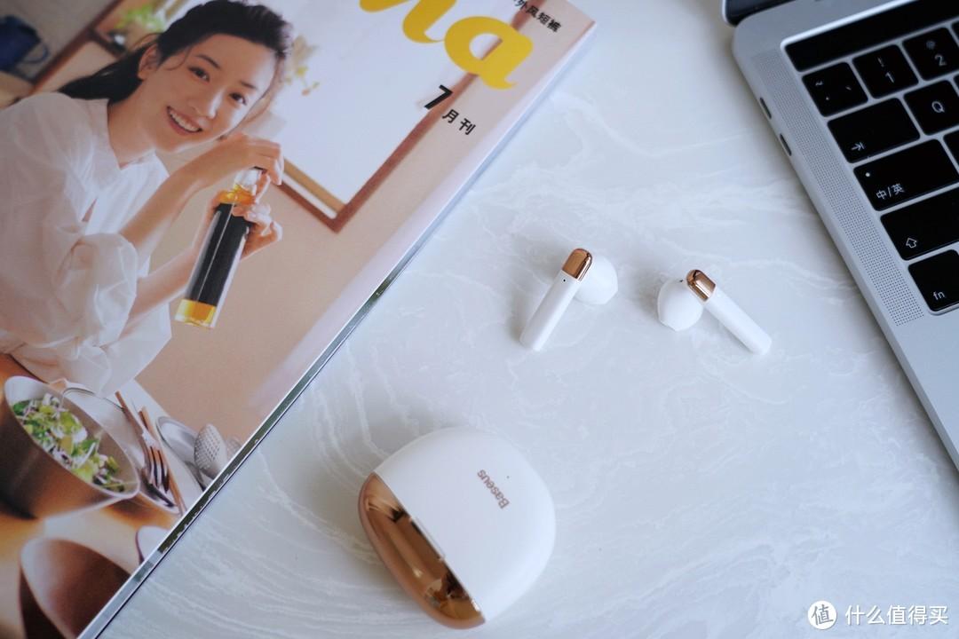 小耳道女性福音,倍思AirNora无线耳机,畅听音乐,耳朵0负担