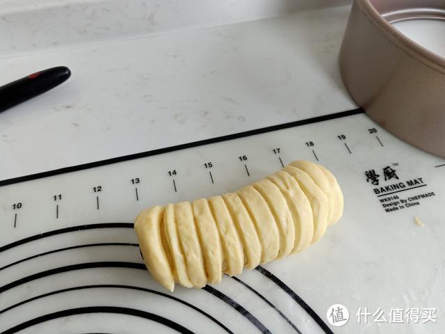 这面包太软了,拉丝那么长,好吃到流泪,居然只要发酵一次
