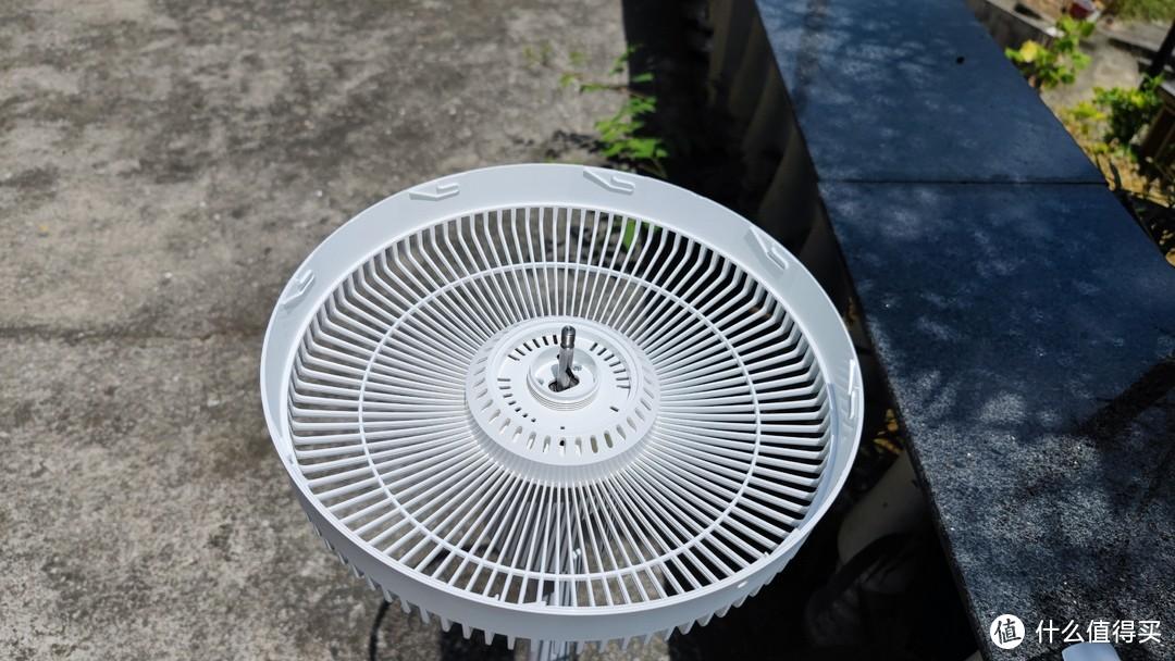 夏日必备台地两用直流风扇