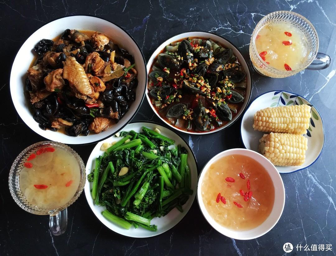 1小时搞定3口人的晚餐,荤素搭配,好吃好做,家人爱吃从不浪费