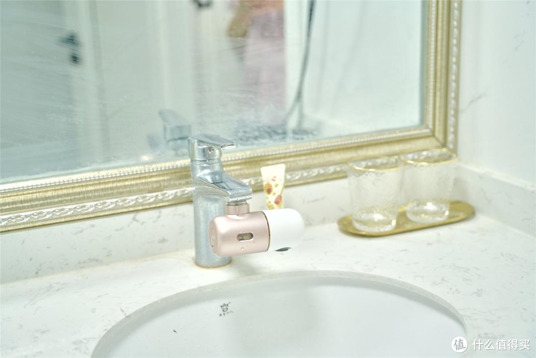 把自来水变美容水?氧芬磁解水龙头净水器值不值得买?