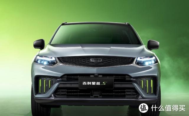 粤港澳国际车展上的小众车,吉利星越S能否引领轿跑SUV新风潮?