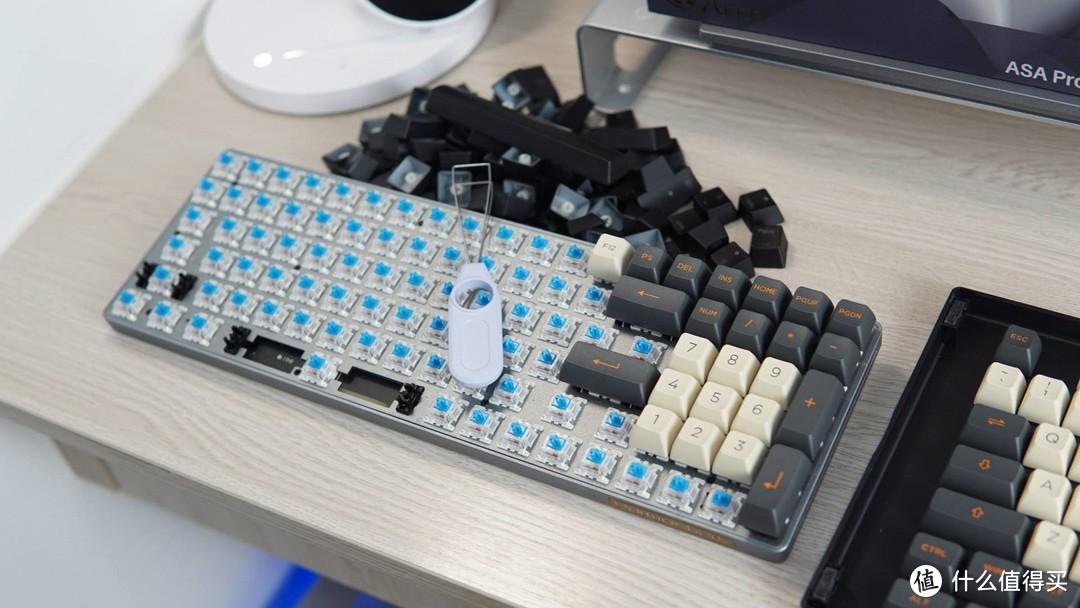 提升手感升级换套键帽,AKKO 大碳复刻,键帽厂实锤了~