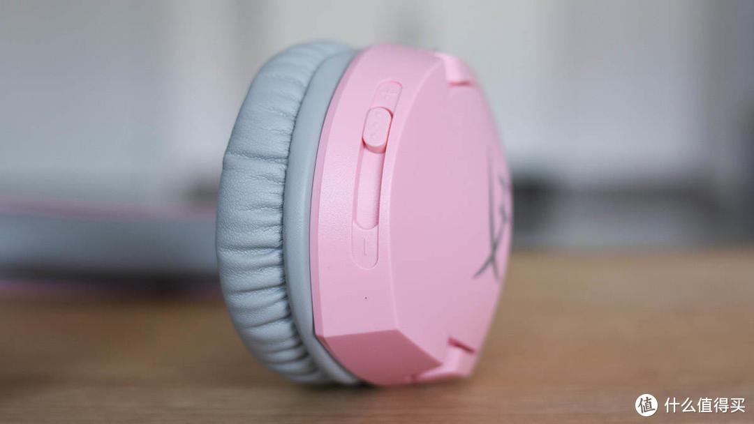 金士顿毒刺幸运粉电竞耳机:亮丽颜值 强劲实力