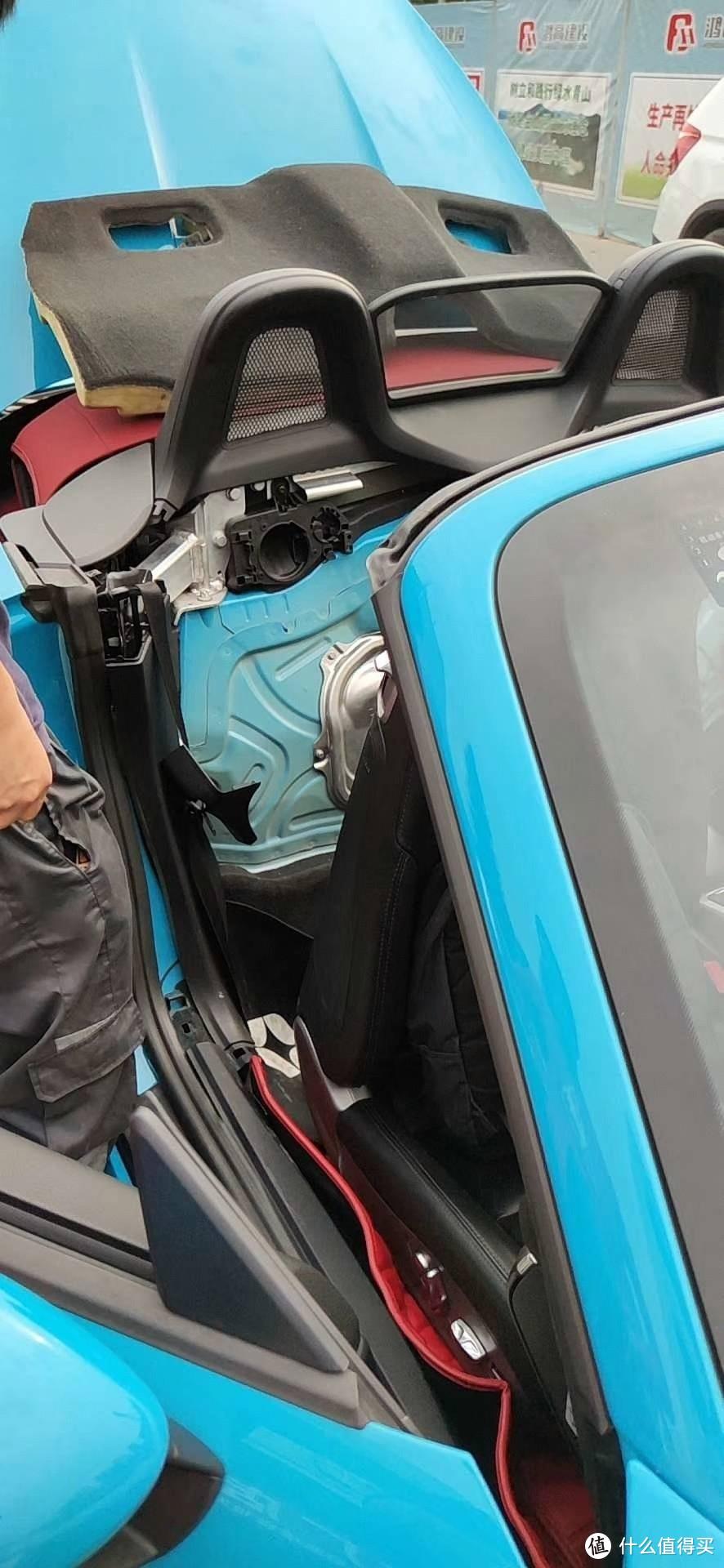 多灾多难的车-保时捷718 boxster S