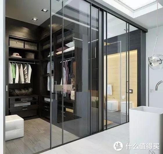 一扇推拉门,就能提升整屋的气质!让您的家看起来就很贵!