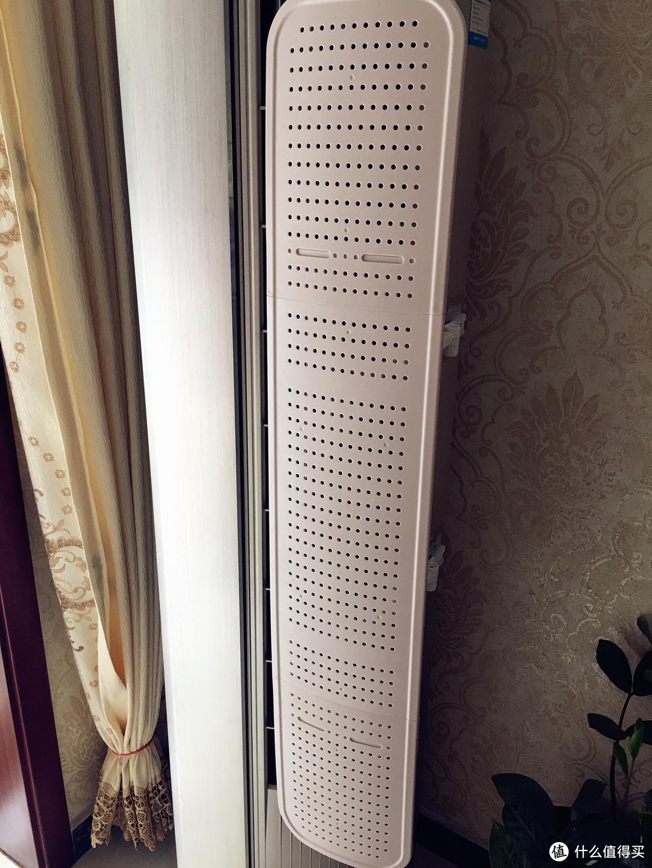 被说鸡肋的空调挡风板 也是夏日娃的居家神器