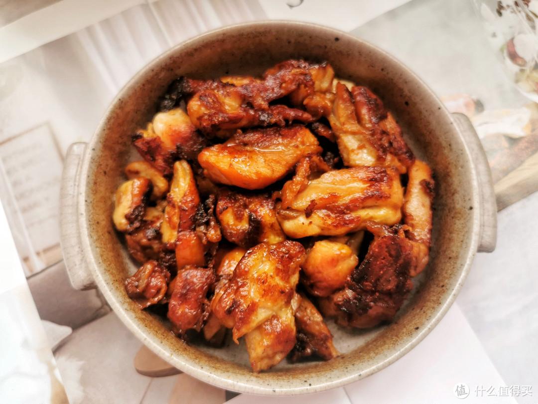 免油炸!适合追剧的芝士脆皮鸡,奶香酥脆,一口平底锅就搞定