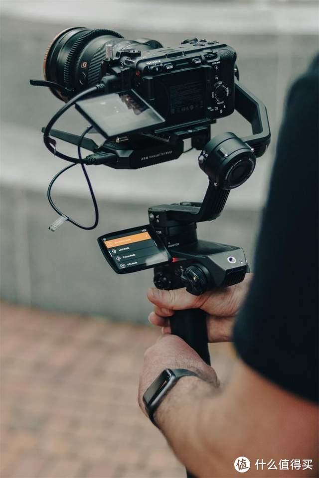 智云WEEBILL 2相机云台助你拍好视频,堪称达人必备的拍摄装备