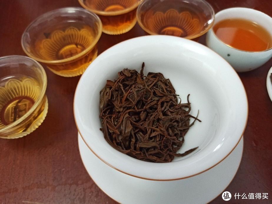 """红茶:朋友送的""""宁岩红""""野生群体种鲜叶开箱尝试"""