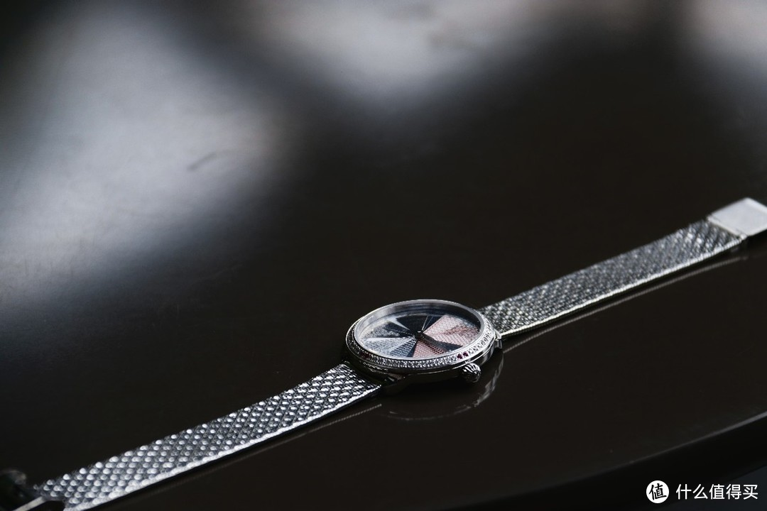 釉上造物臻选精致手表,宛若芳华极致奢华之美