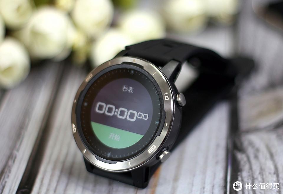 设计专业体验不俗,咕咚X3-RE精英版运动手表