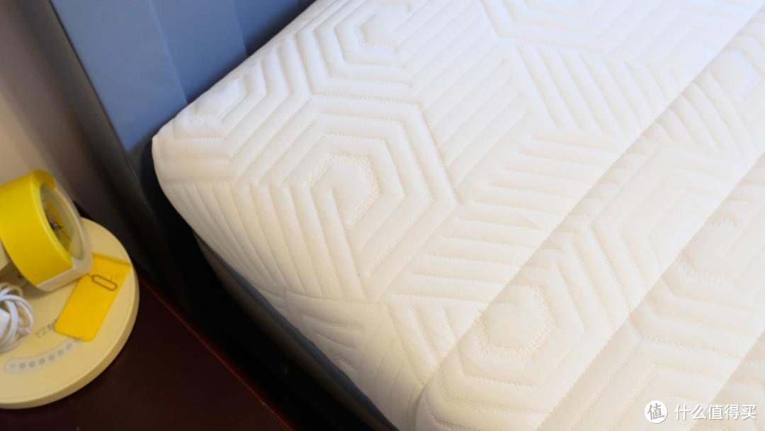 """这才是""""躺平""""的正确姿势,8H 海浪双层曲线簧床垫Freq18 开箱"""
