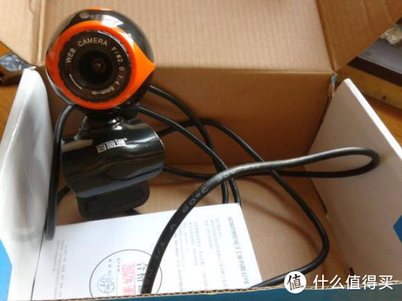 久违的网络摄像头-AUSDOM阿斯盾AW651