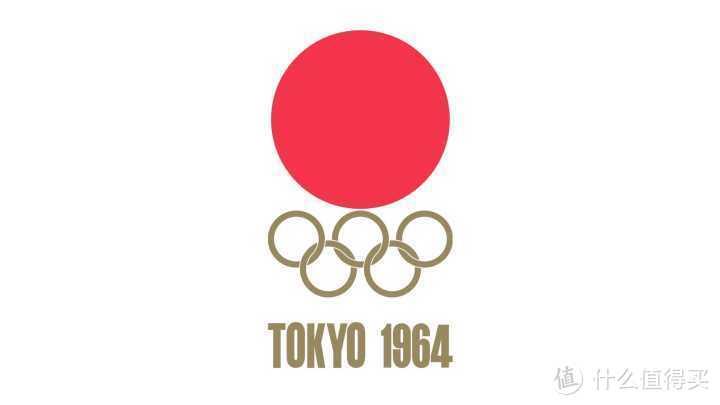 1964东京奥运会会徽