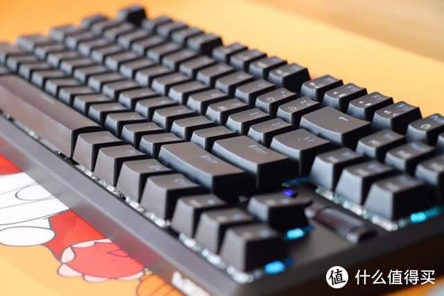 机械键盘如何选?黑爵K870T无线机械键盘测评