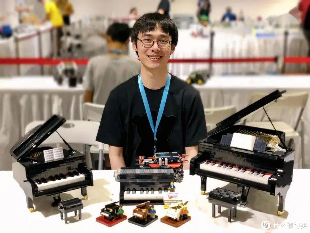 乐高21323钢琴套装设计师Donny Chen又一作品,7月21登陆ideas,请大家多支持!