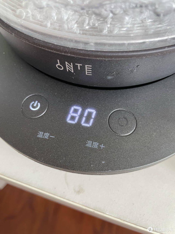 让你这个夏天爱上喝水——入一理想冲泡静音恒温电水壶