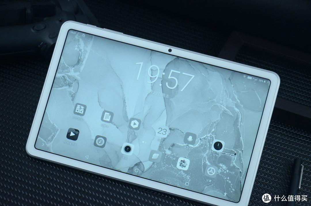 酷比魔方iPlay 40H平板电脑体验:10.4英寸屏,能插4G卡上网