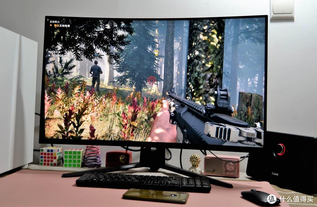 寻觅性能好的显示器?亲测HKC电竞显示器,轻松成为游戏终结者