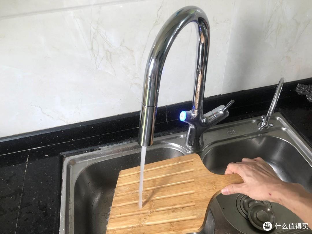 一键开启臭氧水, 消毒杀菌除果蔬农残-舍雨臭氧厨房龙头