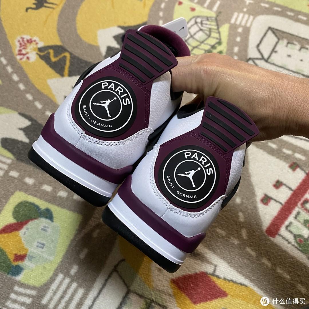 小幅涨价的Air Jordan 4 PSG