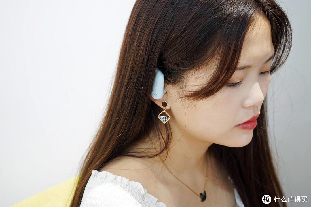 耳挂式佩戴,爱运动也要自由,HAKII ACTION 蓝牙耳机更懂你!