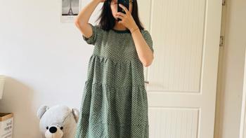 亭主爱穿搭 篇八:唯品会绿色系连衣裙大赏