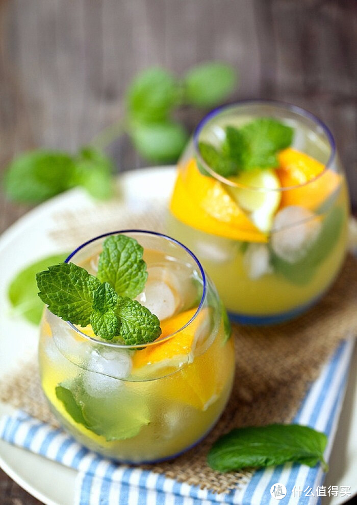 苏打水还能这么喝?神清气爽又风靡全球的饮品分享给你