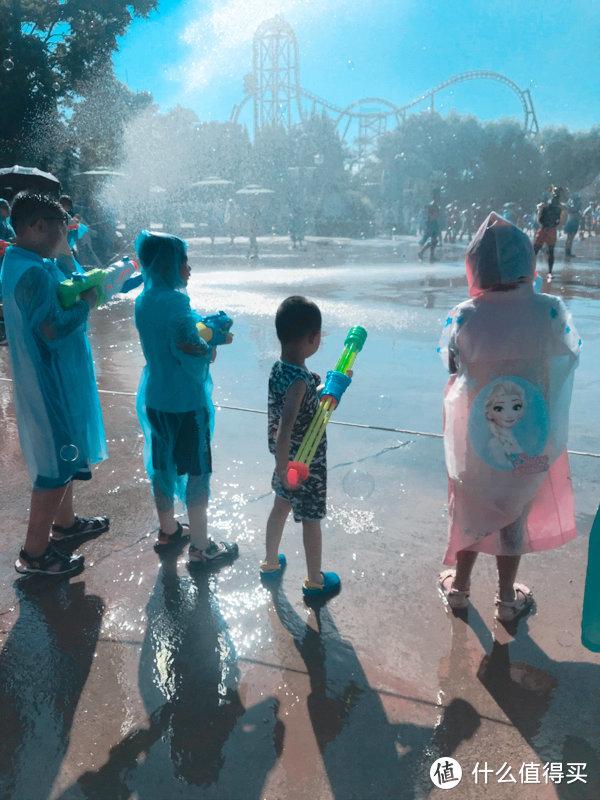 发现王国戏水全攻略,这才是夏天最佳的打开方式!