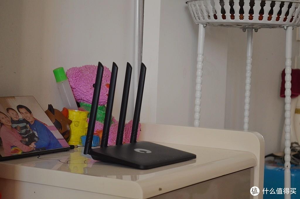 不用拉网线也可以上网,蒲公英X4C无线路由器体验