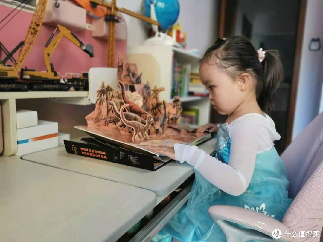 家有恐龙迷,强烈推荐这本《PNSO重建恐龙世界立体书》