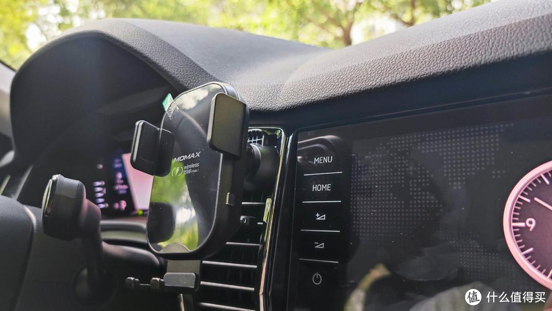 黑科技还是智商税,实测百元车载手机无线充电支架