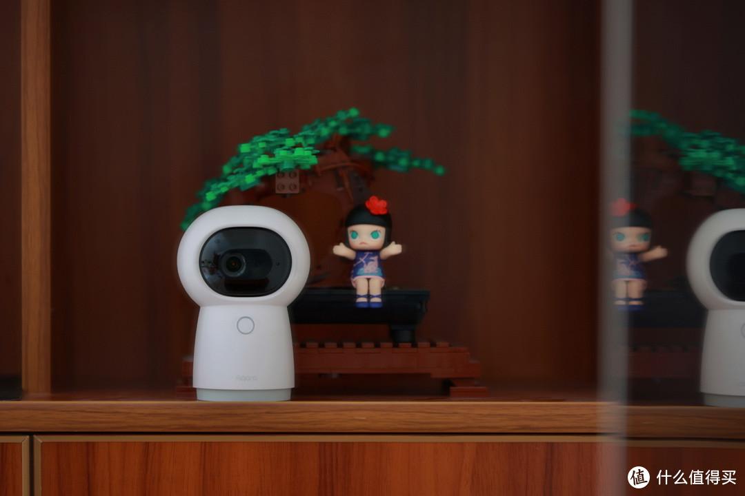 内外兼修的看家好帮手——Aqara 智能摄像机(G3网关版)