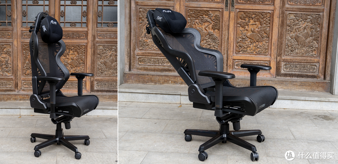 当打游戏的变回打工人,科学办公娱乐两不误的迪锐克斯AIR电竞网椅晒单