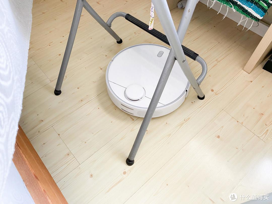 米粉喜爱的米家扫地机器人出二代了,效果如何提升有多少