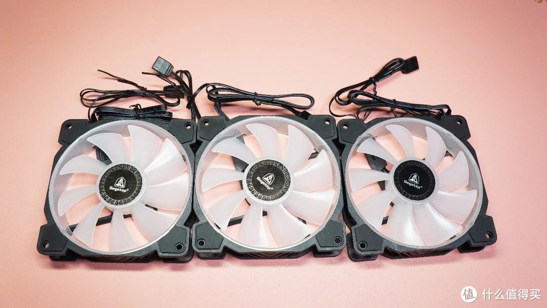 支持TR4、散热功耗280W,鑫谷冰封360水冷装机点评