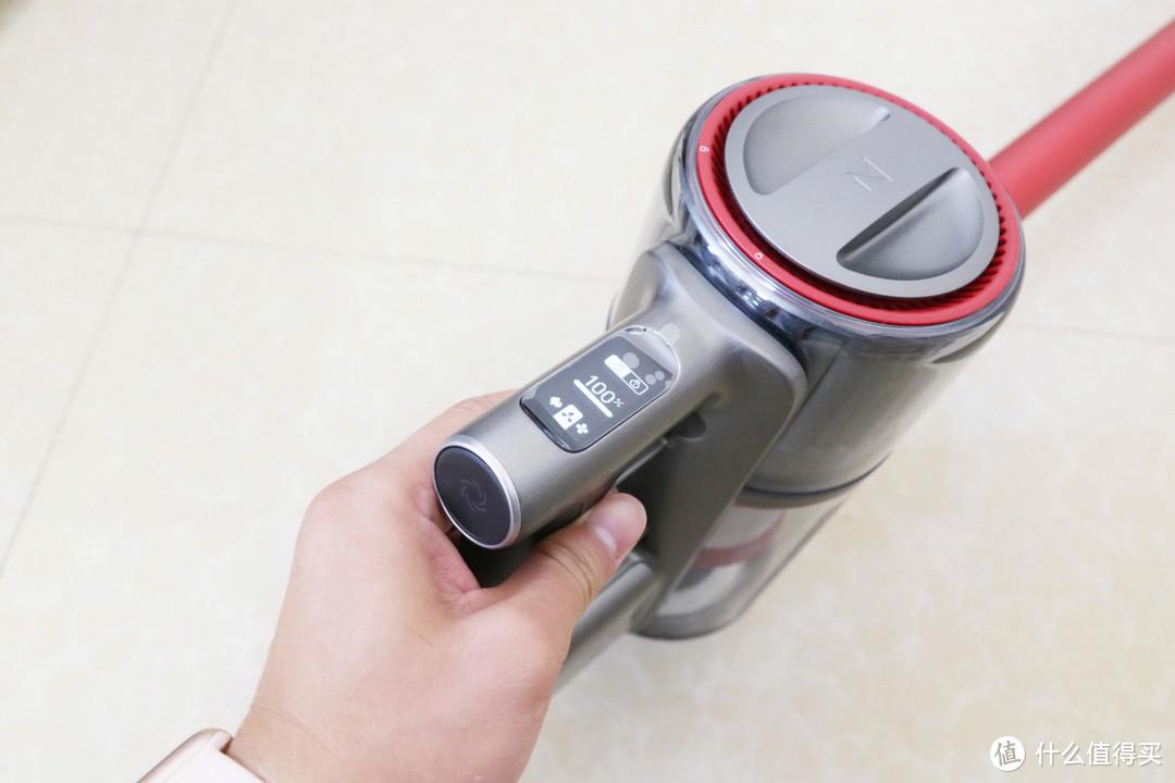 石头手持无线吸尘器H7体验:超大吸力+磁吸收纳,价格真香
